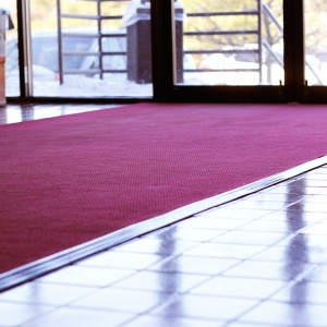 Clean Carpet after Shampoo