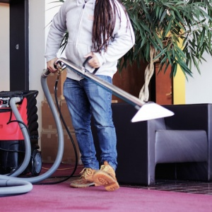 hot extraction carpet cleaning